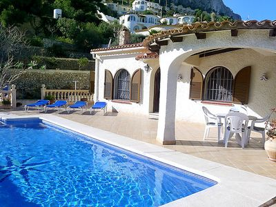 Photo for Vacation home Ifach in Calpe/Calp - 4 persons, 2 bedrooms