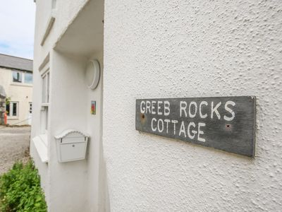Photo for Greeb Rocks Cottage, MARAZION