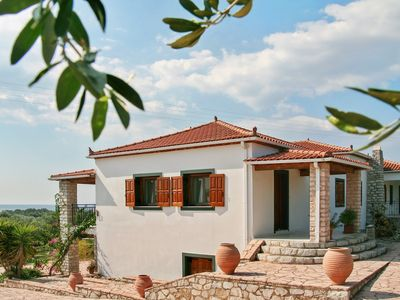 Photo for 3BR Apartment Vacation Rental in Pirgos