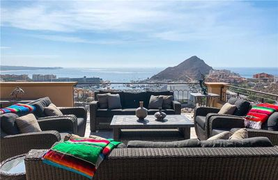 Photo for Villa Gordon - Relaxing Escape with Views of Cabo San Lucas Bay