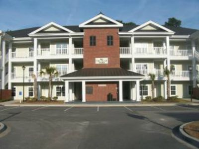 Photo for The Best of Both Worlds! 3 bedroom Golf Villa Minutes from Surfside Beach.