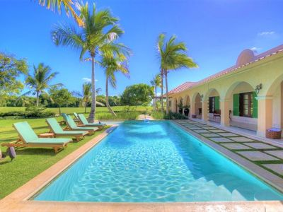 Photo for Bedroom Estate in Punta Cana with Ocean views