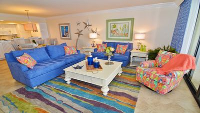 Photo for Newly Renovated condo at Sanibel Harbour Resort, Beachfront