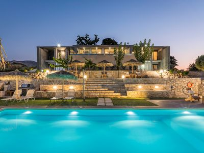 Photo for Olive Nest 5-Star Villa, Absolute Luxury & Privacy!