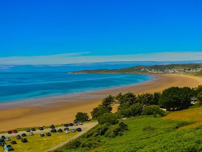 Photo for WOOLACOMBE BEACH HOLT   3 Bedrooms - sleeps 6 guests  in 3 bedrooms