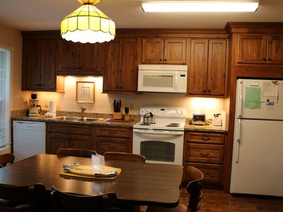 Photo for Cozy condo conveniently located at the base of Sugar Mountain