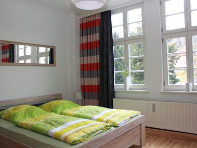 Photo for Newly furnished apartment in Jugendstillvilla in the middle of Wernigerode - max. 4 pers.