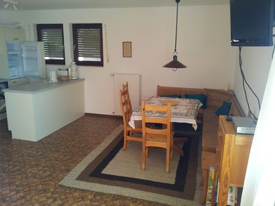 Photo for 1BR Apartment Vacation Rental in Tann (Rhön), HE