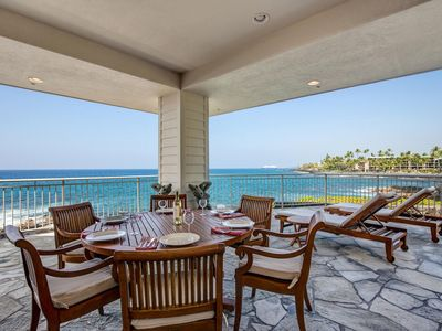 Photo for Spectacular Oceanfront | Gated | Pool & Tennis!