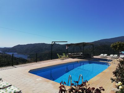 Photo for FANTASTIC VILLA WITH PRIVATE POOL AND GARDEN IN ISTAN NEAR MARBELLA