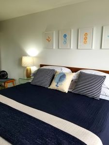 Photo for White Rock Properly Licensed Modern 2 Bed Ocean View -1 minute walk to beach!
