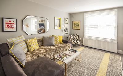 Photo for Stylish and Chic Regents Park Two bed Apartment in the heart of Primrose Hill