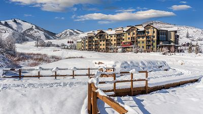 Photo for 2 Bedroom Presidential Reserve Wyndham Park City 12/21-12/23/18 ONLY/ $400/night