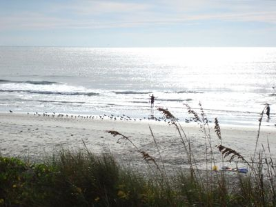 Photo for On the Beach!Beautiful Condo!Weekends Available!Special for Jun 29-Jul 3rd $550