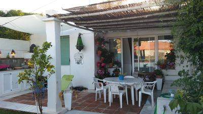 Photo for Casa Sol ... Mediterranean with private pool patio and bbq.