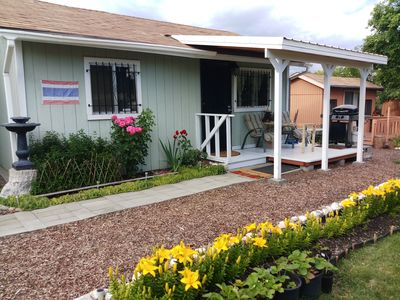 Photo for COZY COTTAGE - SPOKANE VALLEY                   ******$85/nt.******