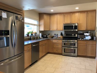 Photo for 12 Miles From Pebble BeachSUN, VIEWS and IMMACULATE, REMODELED CARMEL VALLEY HOM