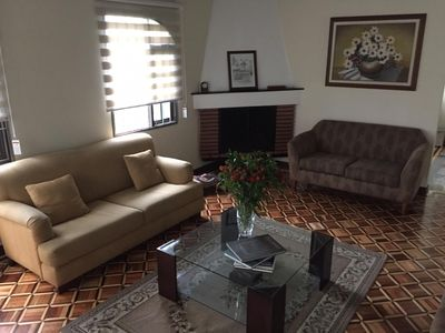 Photo for Bright rooms House 10 minutes from the airport