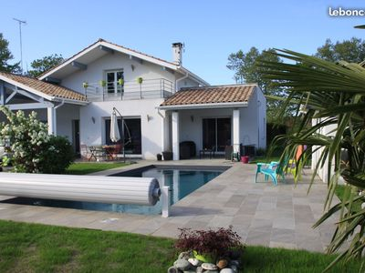 Photo for House with pool 9 people near Hossegor / Seignosse