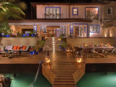 Photo for Luxury Waterfront Villa At Marina Casa De Campo