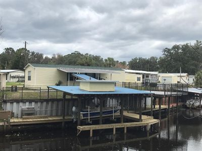 Photo for Waterfront  entire home.   Docking  with fish cleaning station. Quiet  location.