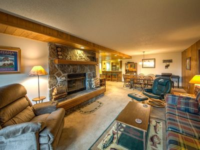 Photo for Incredible mountain views and great location to Big Sky Ski Resort!