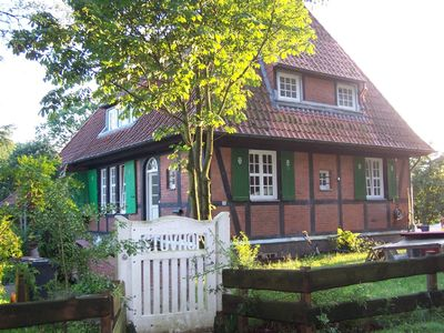 Photo for Farmstead between Lübeck and Travemünde, beach, pets welcome