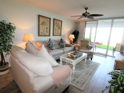 Photo for Bahia Vista 13-152 Ground Floor 2 Bedroom 2 Bath Renovated Free Parking WIFI Amazing Views!