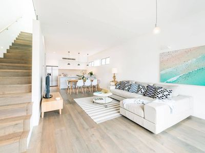 Photo for Bright and Breezy Bondi Beach House BB56