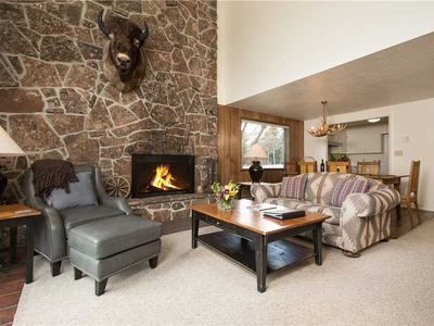 Photo for RMR: Classic 3 Bedroom in Teton Village +Free Activities!