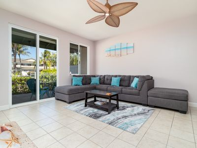 Photo for NEW Listing with NEW Furniture and Decor, Pool Views, Great for Families!
