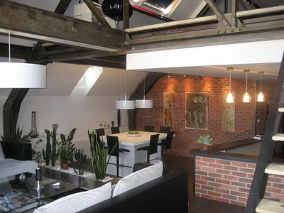 Photo for Luxury Loft, View One Heart Historical Center