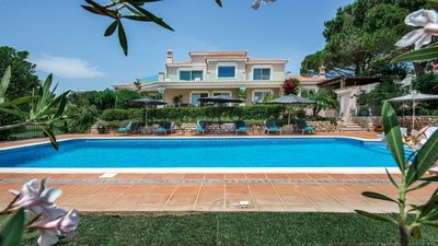 Photo for Ludo Villa, Sleeps 10 with Pool, Air Con and WiFi
