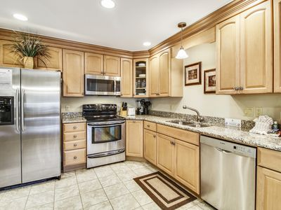 Photo for Beachwalk 211: Newly Renovated First Floor, 2 Bedroom/ 2.5 Bath.