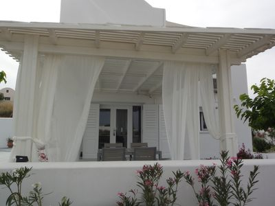 Photo for 2BR Villa Vacation Rental in Thira