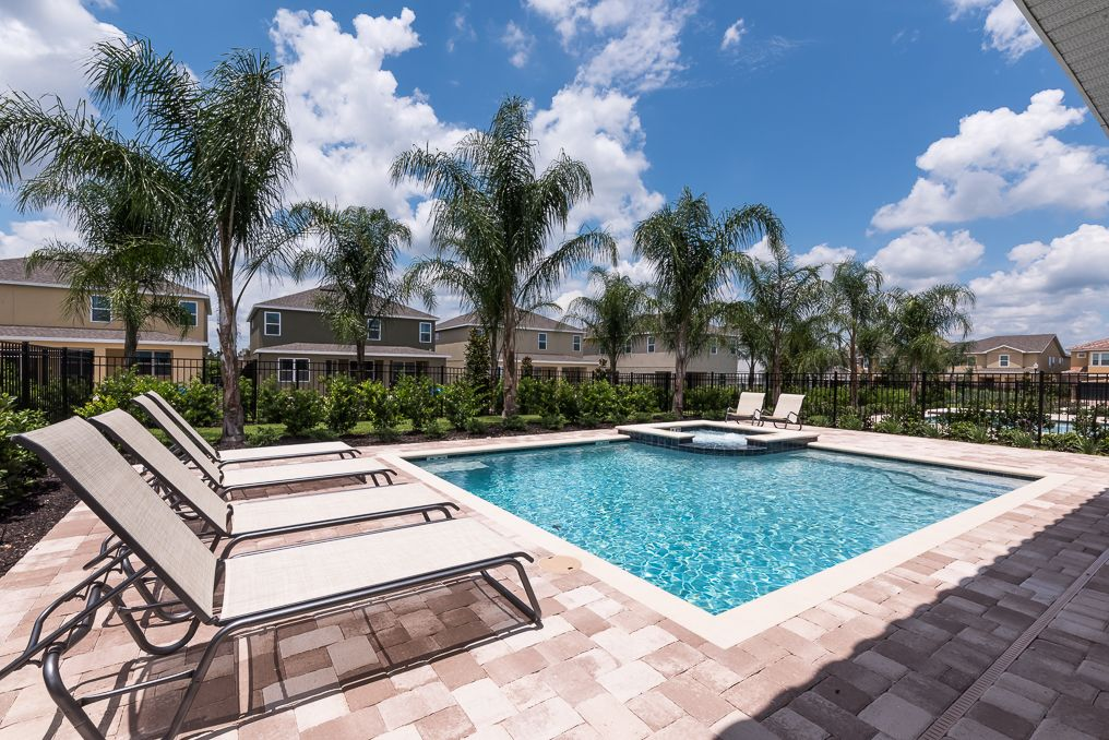 Reunion Grand Treasure 10 Bedroom Sleeps 20 Encore Club Private Pool Near Disney Kissimmee