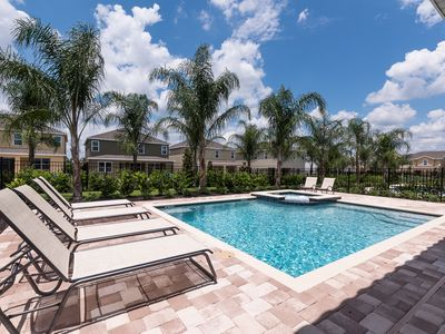 Photo for Reunion Grand Treasure, 10 Bedroom, Sleeps 20, Encore Club, Private Pool, Near Disney