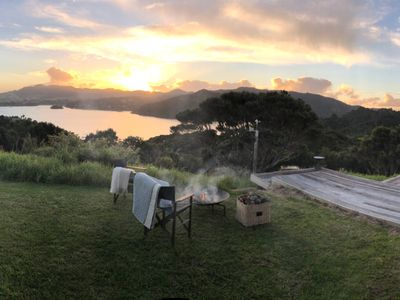 Photo for Queen Ensuite of Paradise Hill, Whangaroa Harbour
