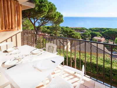 Photo for Apartment Melis-II (6)  in Pals, Costa Brava - 7 persons, 3 bedrooms