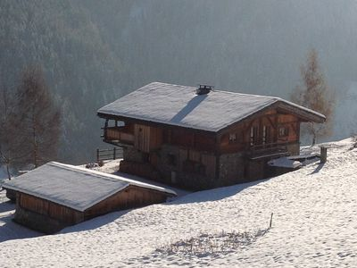 Photo for CHARMING CHALET, ALL COMFORT, AUTHENTIC