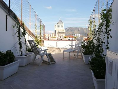 Photo for The terrace in the city center