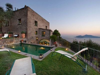 CHARMING VILLA in Massa Lubrense with Pool & Wifi. **Up to $-1535 USD off - limited time** We respond 24/7
