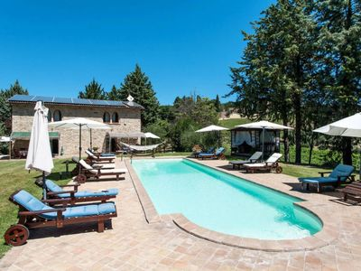 Photo for 2 bedroom Villa, sleeps 8 with Pool, Air Con and WiFi