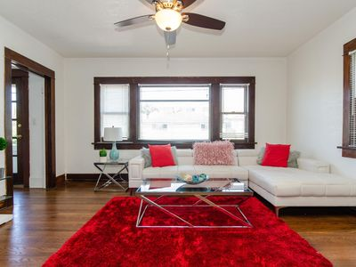 Photo for Bankers Hill Cozy 2 Bedroom Apartment