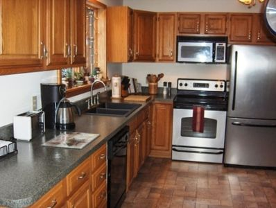 Fully-equipped Updated Kitchen