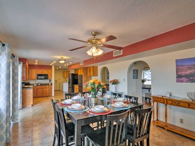 Photo for Cozy Page Home w/ Views & Grill - Near Lake Powell