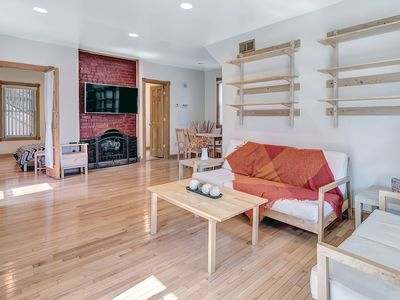 Photo for Walking distance to Yale & Downtown New Haven. Ikea Furnished-JUST BRING CLOTHS!