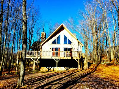 Photo for 5 Bedroom Chalet in The Hideout