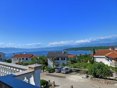 Photo for Holiday apartment with internet and sea view