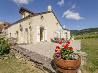 Photo for 3BR Cottage Vacation Rental in Santenay, Côte-d'Or